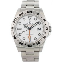 Rolex Oyster Perpetual Explorer II 216570 Mens Watch