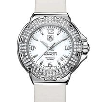 TAG Heuer Formula 1 Lady Steel 37mm White