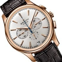 Zenith Rose gold Automatic 42mm new Captain Chronograph