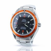 Omega Seamaster Planet Ocean 600M 2208.50.00 - Box & Papers