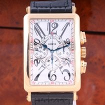 Franck Muller Long Island pre-owned 33mm Rose gold