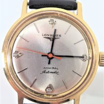 Longines Admiral pre-owned 35.2mm