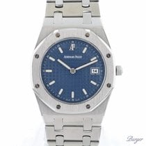 Audemars Piguet 33mm Quartz tweedehands Royal Oak (Submodel) Blauw
