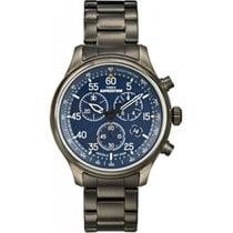 Timex Steel 42mm Quartz 753048446858 new