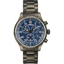 Timex Ocel 42mm Quartz 753048446858 nové