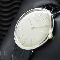 Patek Philippe 2591 White gold Calatrava 35mm pre-owned