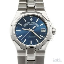 Vacheron Constantin 37mm Automatic pre-owned Overseas (Submodel) Blue