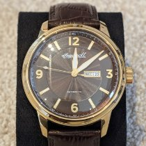 Ingersoll 47mm Automatic 2017 pre-owned Brown
