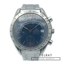 Omega Speedmaster Date Steel 39mm Blue United States of America, Florida, Hallandale Beach
