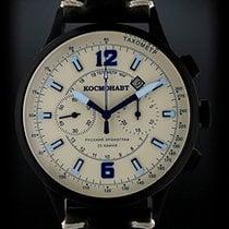ポレオット 3133/06361001 Chronograph Vintage Watch Cosmonaut Gagaryn 2018 新品