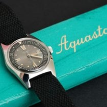 Aquastar Steel 37mm Automatic 1701 pre-owned
