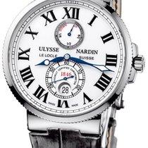 Ulysse Nardin Marine Chronometer 43mm Сталь 43mm