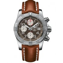 Breitling Steel 43mm Automatic A1338111/F564/433X/A20BA.1 new