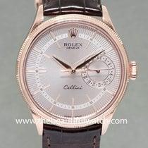 Rolex Cellini Date Roséguld
