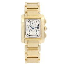 Cartier W50005R2 Yellow gold 1999 Tank Française 35mm pre-owned United States of America, Arizona, SCOTTSDALE