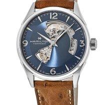 Hamilton Jazzmaster Open Heart new Automatic Watch with original box H32705041