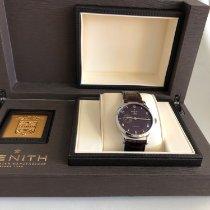 Zenith Elite 01/02.1125.680 2004 pre-owned