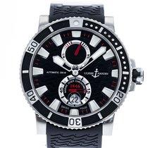 Ulysse Nardin Maxi Marine Diver 263-90-3/72 2010 pre-owned