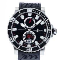 Ulysse Nardin Maxi Marine Diver 263-90-3/72 Very good Titanium 45mm Automatic