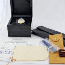Gérald Genta Gelbgold 36mm Automatik GERALD GENTA Gold 750 Ewiger Kalender calender eternal gebraucht Deutschland, Offenbach