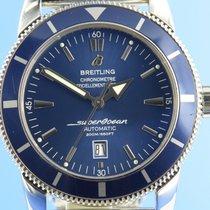 Breitling Superocean Héritage 46 Stahl 46mm Blau Deutschland, Berlin