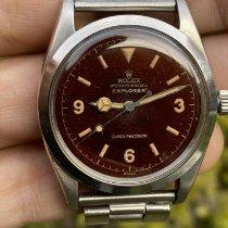 Rolex Explorer 5504 1958 gebraucht