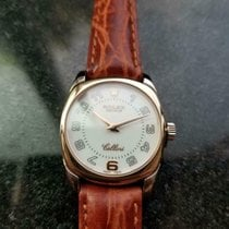 Rolex Cellini Danaos 24mm Srebro