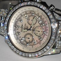 Breitling Bentley Motors Steel 49mm Mother of pearl No numerals United States of America, New York, NEW YORK CITY