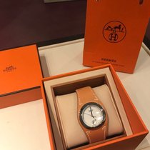 Hermès Harnais Ladies Watch - Stainless Steel & Hermes Leath
