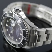 Rolex SUBMARINER  Date 16610LN-RRR-NOS-GARANZIA ITALIA