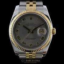 Rolex Datejust 116233 Gold & Steel Box & Papers  2007