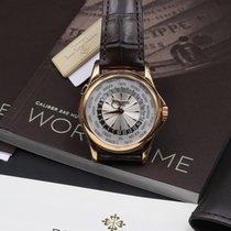 Patek Philippe World Time Ore del Mondo 5130R Oro Rosa  Full...