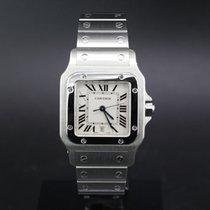 Cartier - Santos Steel - 1564 - Unisex - 29 mm - 2010 - New