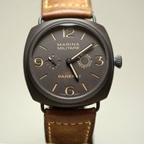 Panerai PAM 00339 Ceramic 2011 Special Editions 47mm pre-owned United States of America, New York, New York