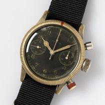 Glashütte Original Vintage Luftwaffe Flyback Chronograph / 39...