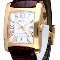 Calendario Ebel.Ebel Brasilia 18 Karat Gold Ss Men S Watch 1215770 New