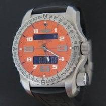 Breitling Emergency II E76325 Orange Dial