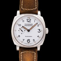 Panerai Radiomir 1940 3 Days Automatic Steel 42mm White United States of America, California, San Mateo