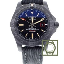 Breitling Avenger Blackbird 44mm Titanium Chronometer