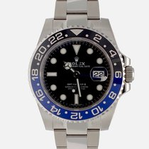 Rolex GMT-Master II 116710BLNR Batman September 2018 New
