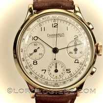 Eberhard & Co. – Pre Extra-fort 40 Mm Vintage Chronograph –...