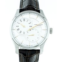 Hamilton Jazzmaster Regulator new 42mm Steel
