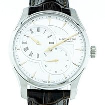 Hamilton Jazzmaster Regulator Zeljezo 42mm Srebro