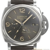 Panerai Luminor Due neu 45mm Stahl