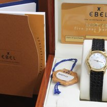 Ebel Yellow gold Quartz Mother of pearl 42mm pre-owned Classic