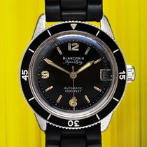 Blancpain Steel Automatic pre-owned