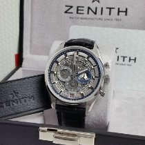 Zenith El Primero Chronomaster Steel 42mm Transparent United States of America, California, Los Angeles