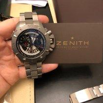 Zenith Defy 95.0527.4021 подержанные
