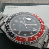 Rolex 16710 Steel 1994 GMT-Master II 40mm pre-owned