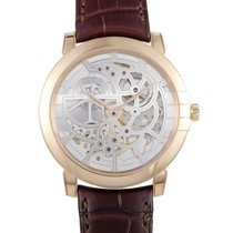 Harry Winston Rose gold Automatic Transparent 42mm new Midnight